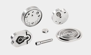 Precision-machined & laser-machined parts